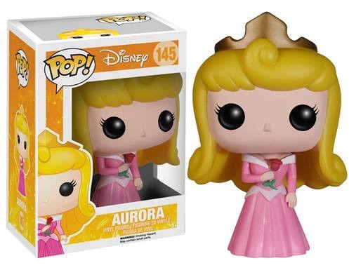 First Look At Aurora Funko Pop Vinyl