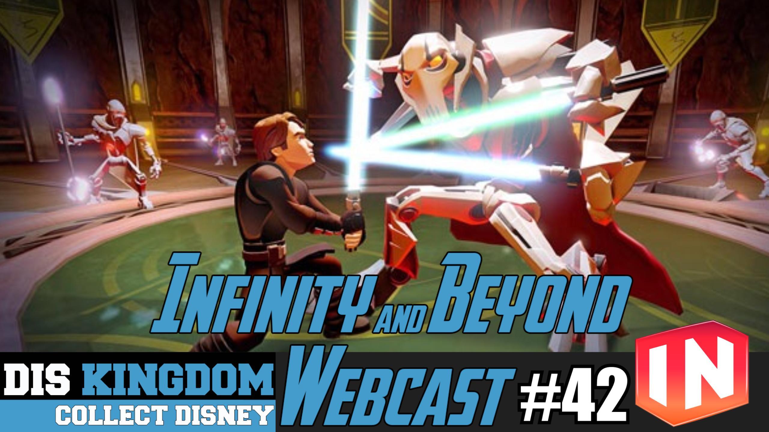 Disney Infinity & Beyond Webcast 42 – Disney Infinity 3.0 Latest