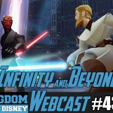 Disney Infinity & Beyond Webcast 43 – Disney Infinity 3.0 Latest News