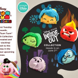 Details On Pixar's Inside Out Tsum Tsum's