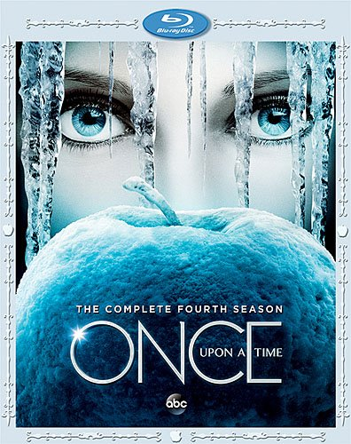 Once Upon A Time Season 4 Blu-Ray Coming In August