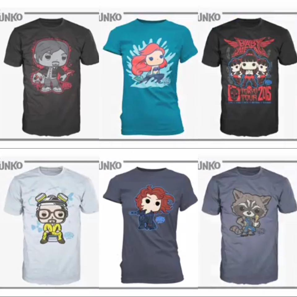Black widow t shirt hot topic - Which Shirt Is Your Favorite