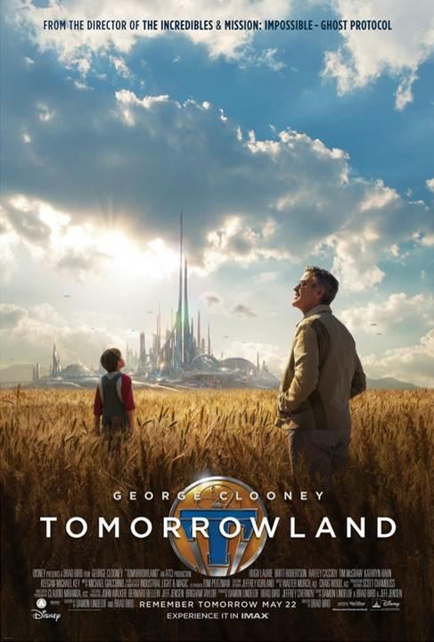 Disney's Tomorrowland Previews