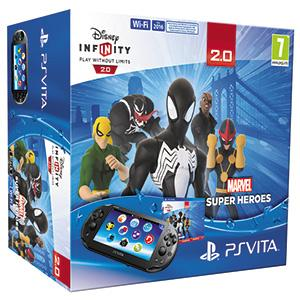 Disney Infinity 2 0 Vita Console Bundle Coming Diskingdom Com Disney Marvel Star Wars Video Game News