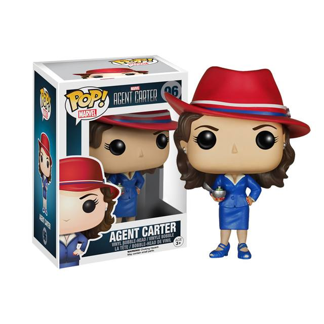 Agent Carter Toys : Agent carter pop vinyl coming soon diskingdom