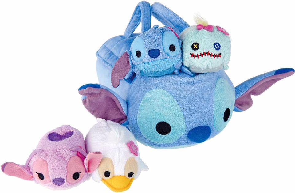 New Lilo & Stitch Tsum Tsum Bag Collection Coming Soon?