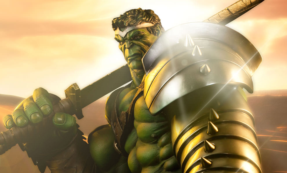 Details On King Hulk Figure From Sideshow Collectibles
