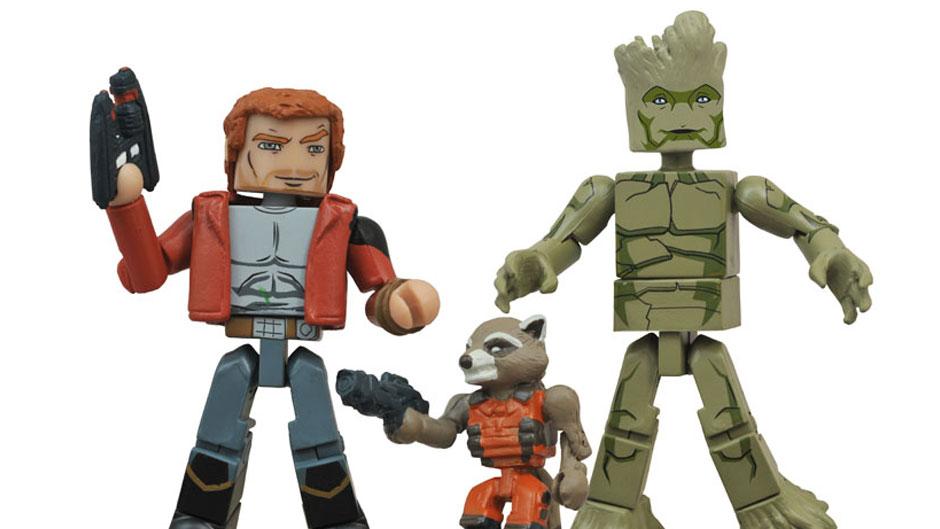 Details On New Marvel Animation Minimates