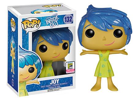 Details On Inside Out Sparkle Hair Joy Variant Pop Vinyl