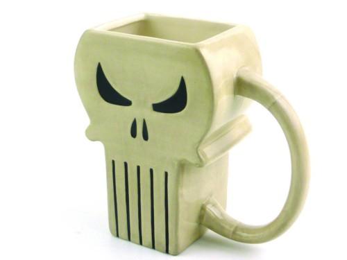 PX Exclusive Punisher Symbol Mug Returns this Summer