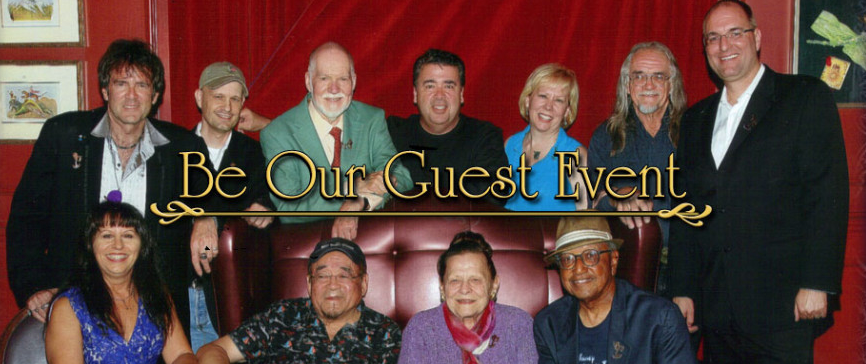 """""""Be Our Guest Disney Legends Dinner"""" This weekend"""