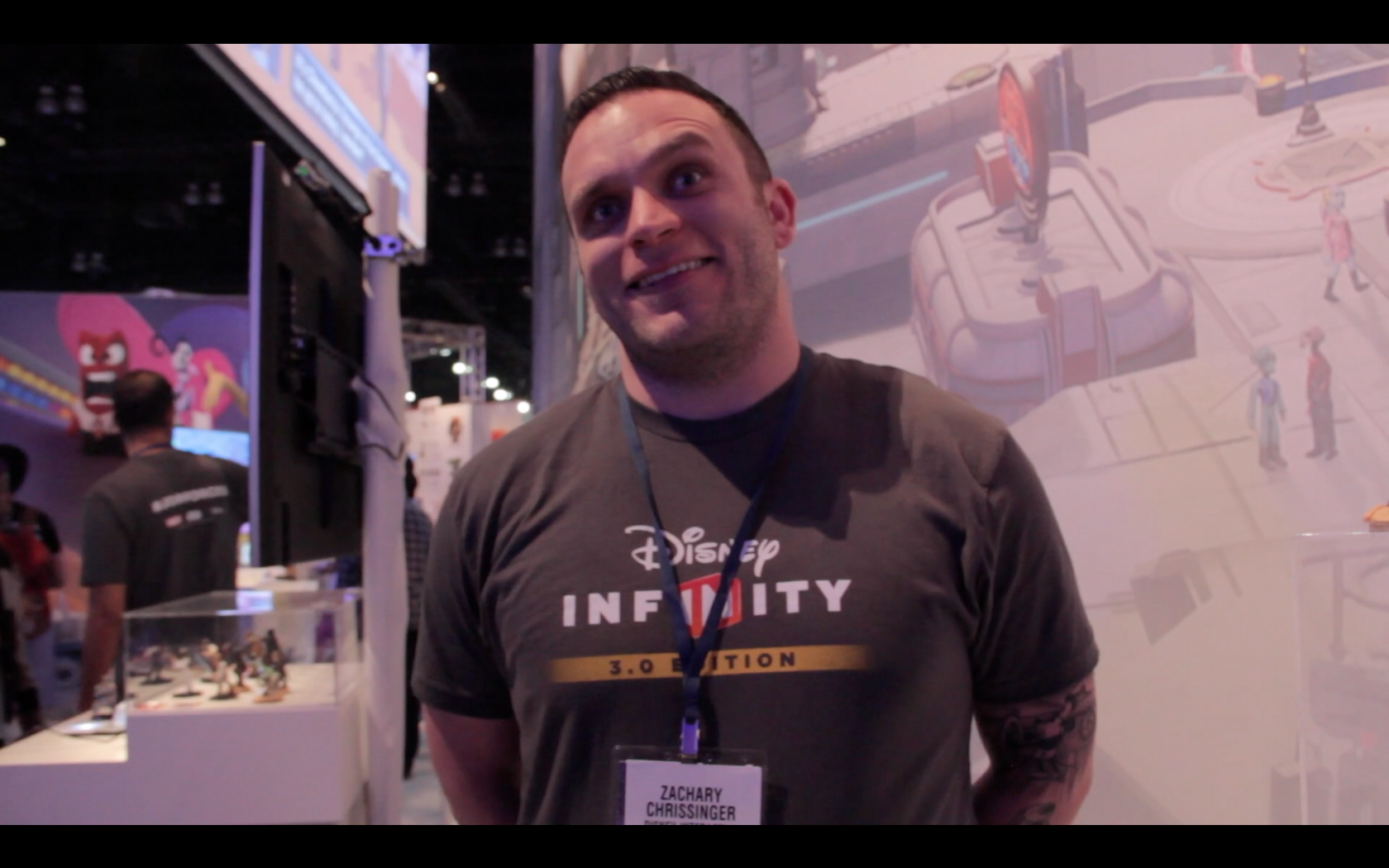 Disney Infinity 3.0 Interview with Zachary Chrissinger at E3