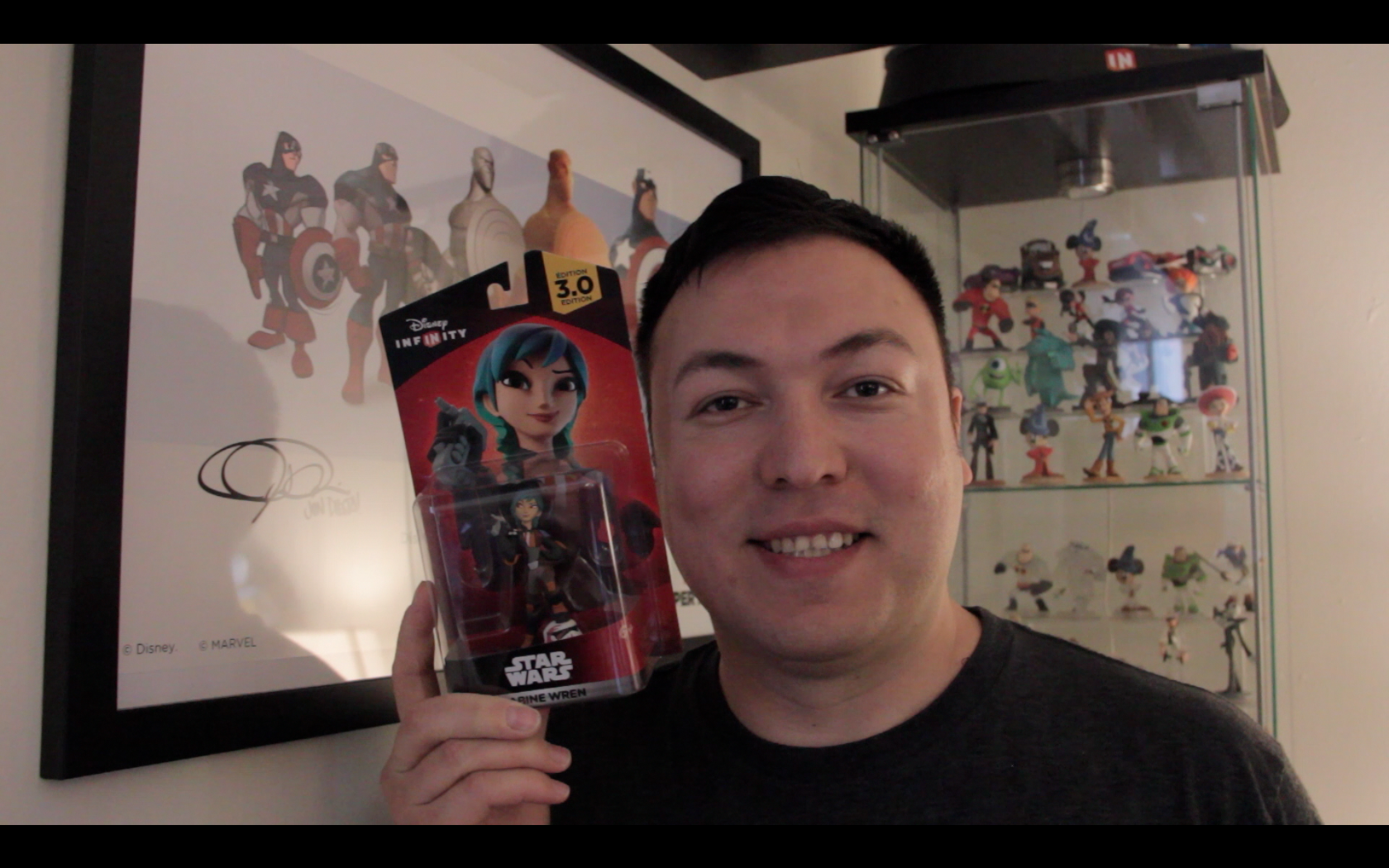 Sabine Figure Unboxing!