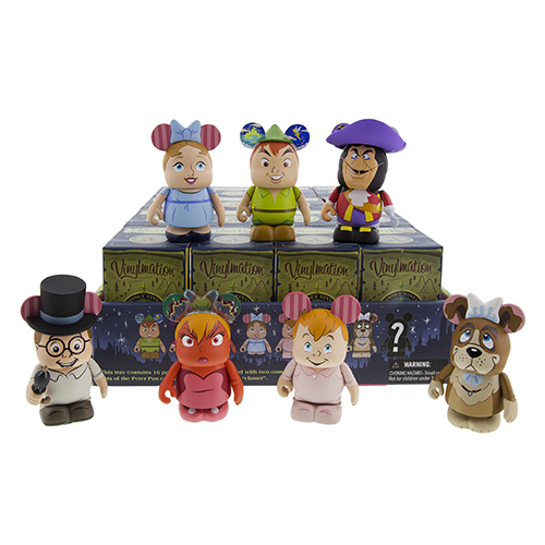 And The Peter Pan Vinylmation Chaser Is?