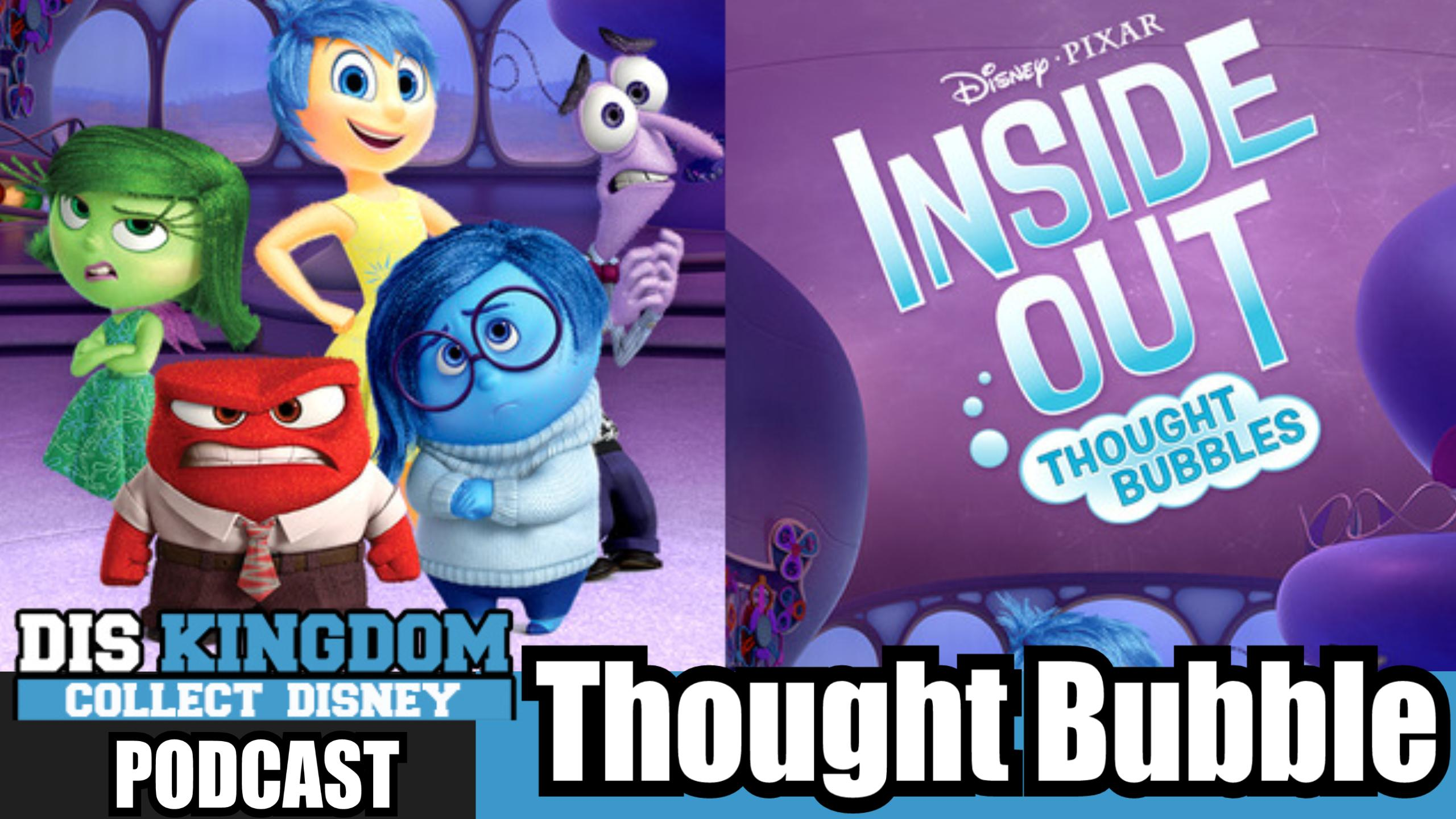 Inside Out Thought Bubbles Review