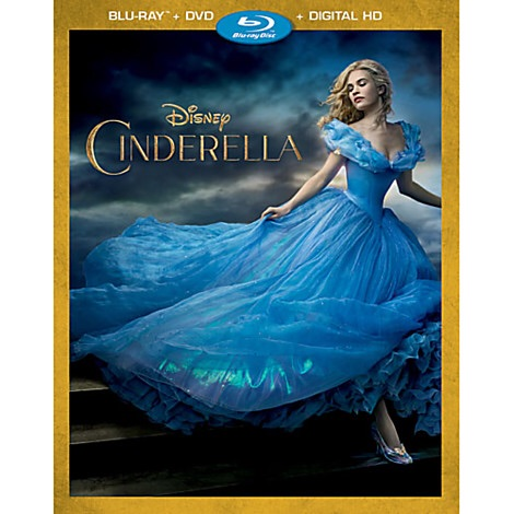 Cinderella Heads To Home Video In August