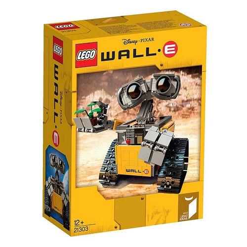 Closer Look At LEGO Wall-E (21303)