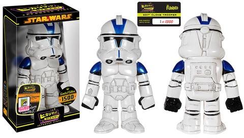 Details On SDCC Exclusive Hikari: Star Wars – 501st Clone Trooper