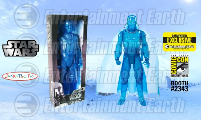 Star Wars Darth Vader Holographic 20-Inch Action Figure – SDCC Exclusive