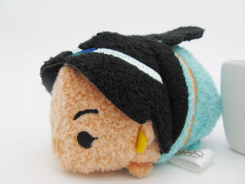 La Puntada De La Princesa Jasmine De Disney Tsum Tsum: Two More Aladdin Tsum Tsum's Discovered