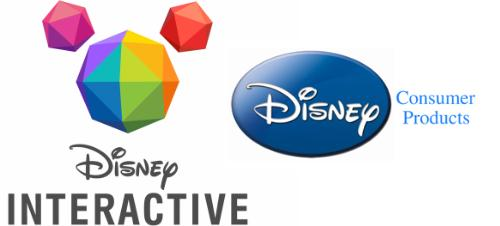 Disney Consumer Products & Disney Interactive Merge