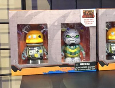 rebels vinylmation