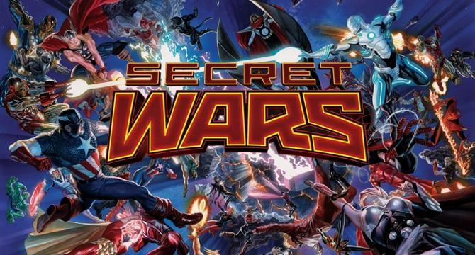 Marvel Secret Wars Coming to Funko