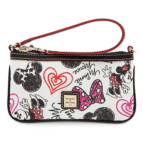 Minnie Mouse Hearts & Bows Dooney & Bourke Bags Out Now