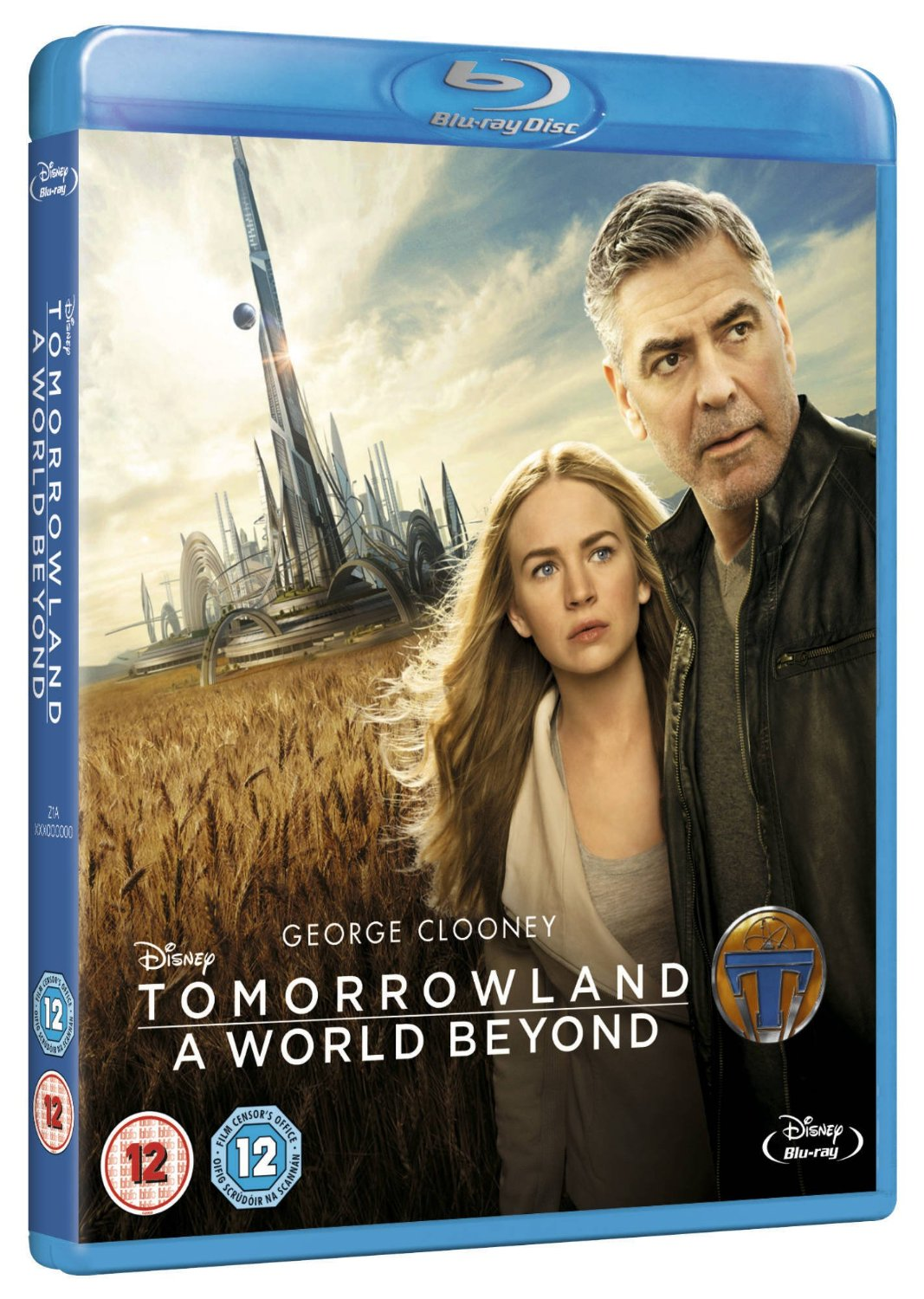 Disney Announces Blu Ray And Dvd Release Date For Tomorrowland