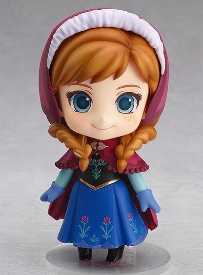 More Details And Images Of Anna Nendoroid Diskingdom