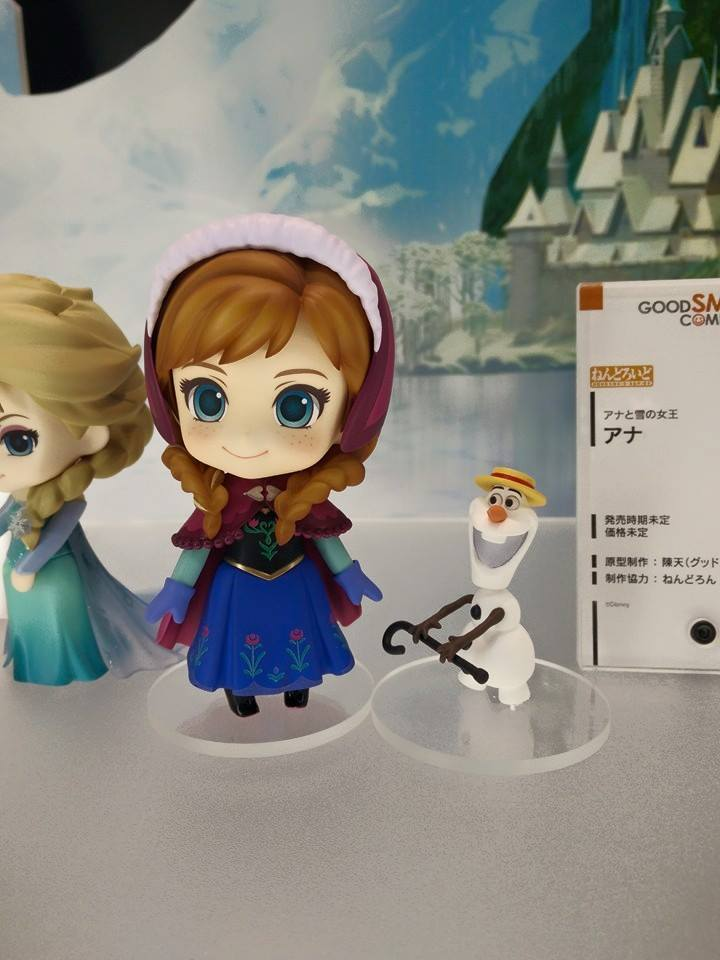 Anna Nendoroid Coming Soon!