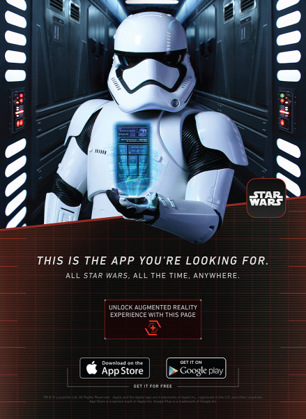 Details On Official Star Wars App Launching
