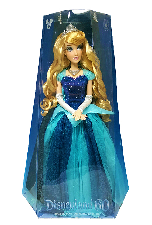 New Limited Edition Aurora Doll Coming Soon To The Disneyland Resort!