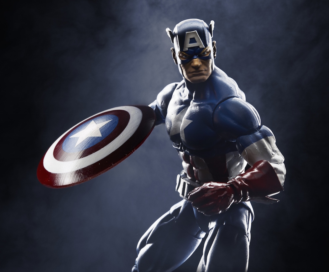 Details On Captain America: Civil War Legends Action Figures