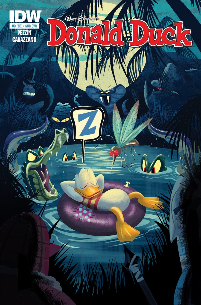 Donald Duck #3 Review