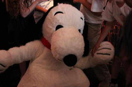 Beyond the Mouse: Blogger Bash NYC- Peanuts Movie Luncheon