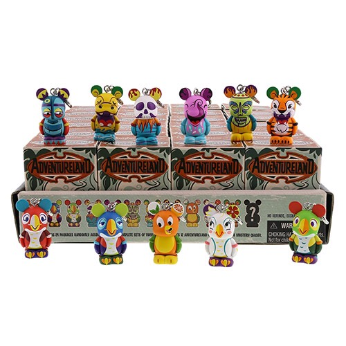 Adventureland Vinylmation Juniors Coming Soon
