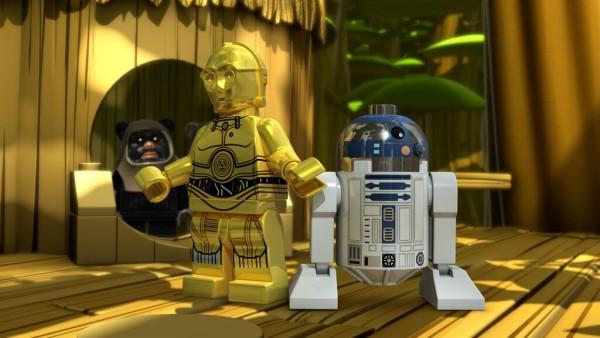 New Disney XD Series- LEGO Star Wars Droid Tales Premieres July 6th