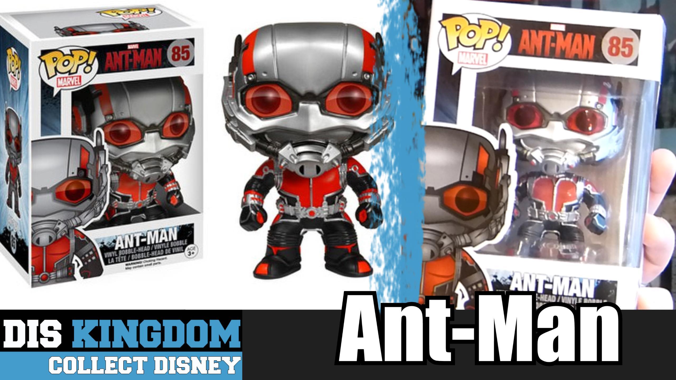 Ant-Man Pop Vinyl Unboxing