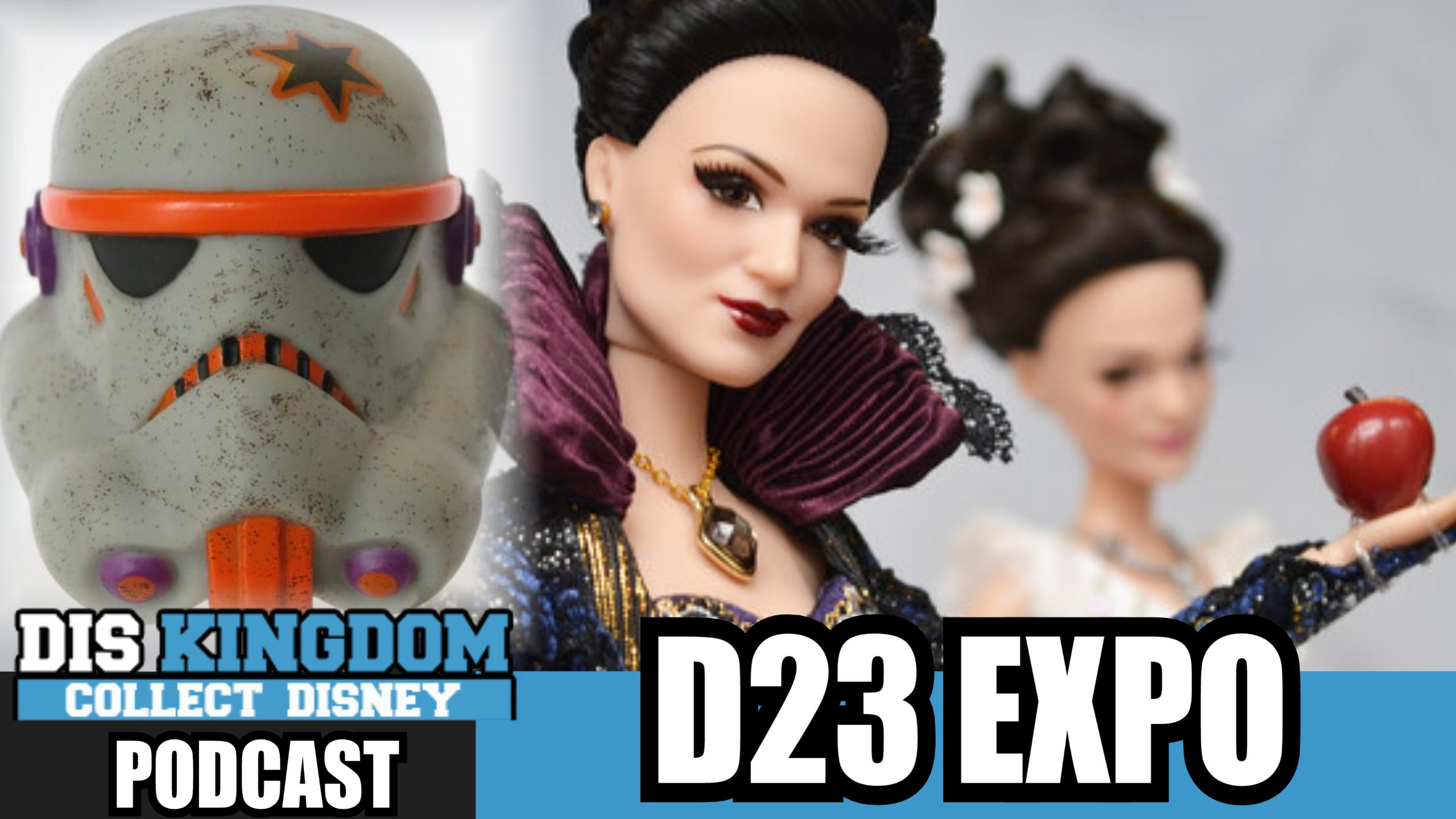 Disney Store To Unveil ALL New Product Collections At D23 Expo 2015 – Podcast