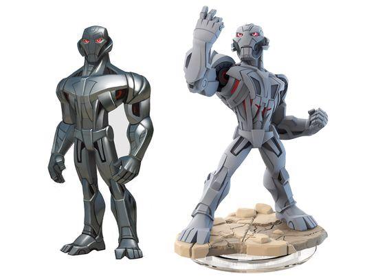 Closer Look At Disney Infinity 3 0 S Ultron Diskingdom Com