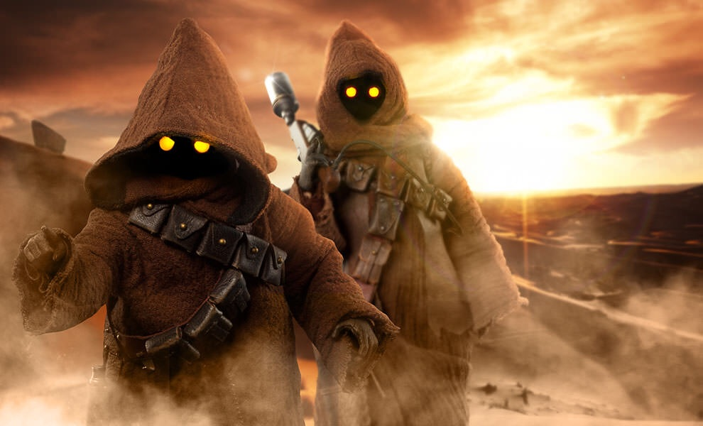 Details On Star Wars Jawa Figures From Sideshow Collectibles