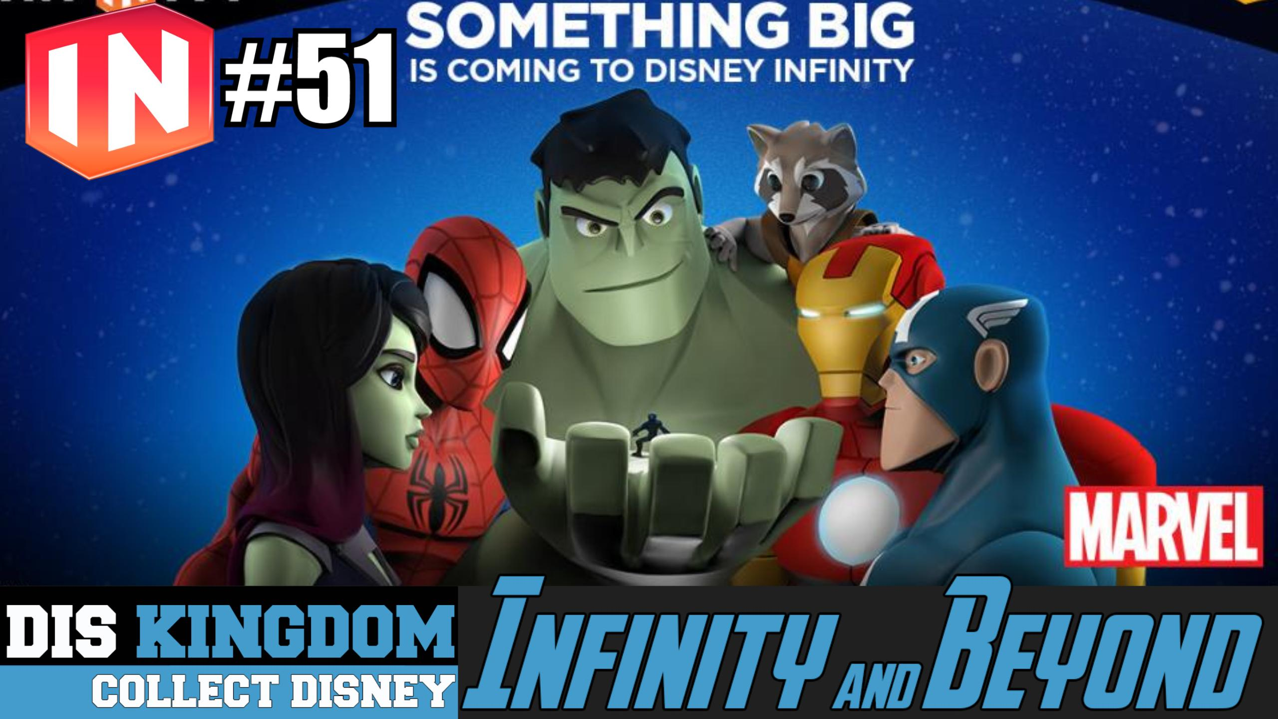 Disney Infinity 3.0 & Beyond #51 – Ant-Man, Toy Box TV Live, D23 Expo & More