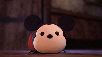 Night of the Crawling Tsums – A Tsum Tsum Short