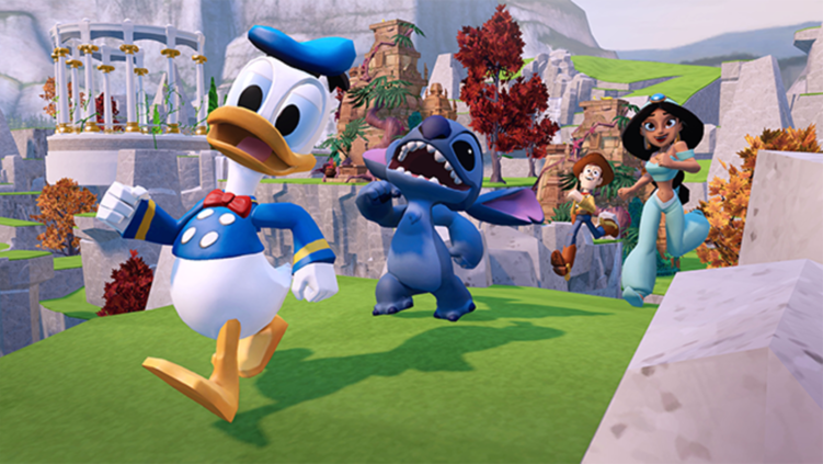 Disney Infinity 2.0 Toy Box Thursday – Hercules Challenge