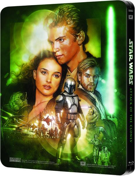 Star Wars Steelbook Collection Coming Soon Diskingdom Com Disney Marvel Star Wars Merchandise News