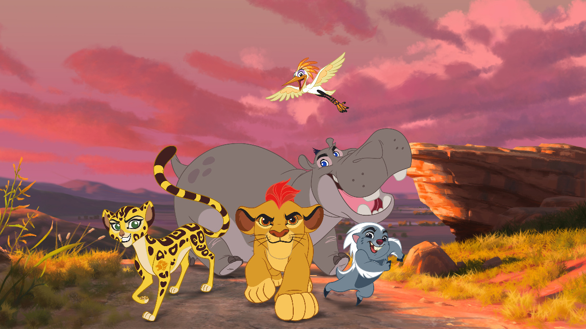 The Lion Guard Coming This Fall