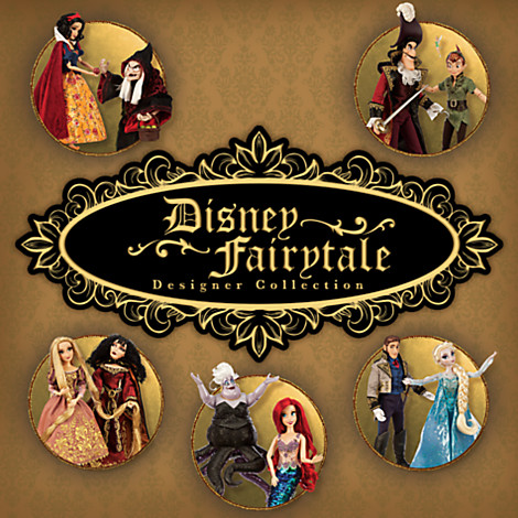 Details On Disney Fairytale Designer Doll Collection