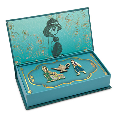 Art Of Jasmine Pin Boxed Set Out Now