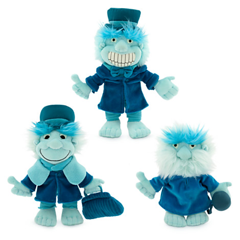 New Plushes Released Including Hitchhiking Ghosts, Ewok, Duffy & More